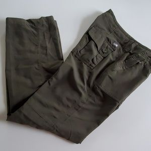 The North Face pants size 4